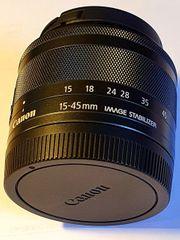 Canon EF-M 15-45mm f3 5-6