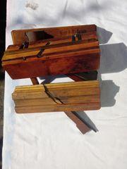 Alte Holzhobel