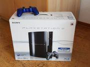 Playstation 3 80 GB voll