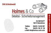 Ermittlungsbüro-Detektei-IT-Forensik Holmes-und-co