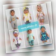 Puppenkleidung für Baby Born Handmade