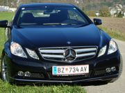 Mercedes E 220 Coupe