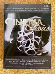 CD-Box Cinema-Classics
