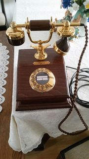 Nostalgie-Telefon