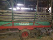 kemper Ladewagen Ladomat ZE-LU Grassammelwagen