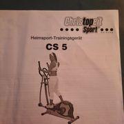 Christopeit Crosstrainer CS5