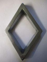 Borgward P100 Kühler-Rhombus Chrom