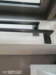 2 Metall Stangen