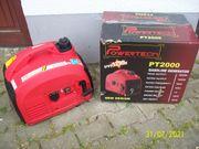 Generator - Stromerzeuger Inverter PT 2000