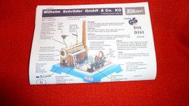 Wilesco D16 Dampfmaschine NEUER Kessel: Kleinanzeigen aus Pyrbaum - Rubrik RC-Modelle, Modellbau