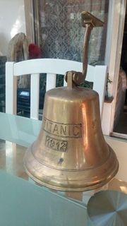Glocke Titanic 1912