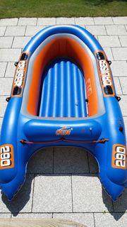 Schlauchboot 2 90m mit 4