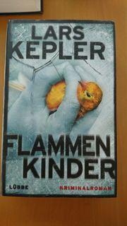 Lars Kepler - Flammenkinder - Krimi