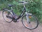 Damen Fahrrad FALTER 28 zoll