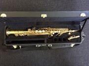 Saxophon YAMAHA Sopran-Saxofon