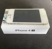 Apple iPhone 4S weiß 8GB