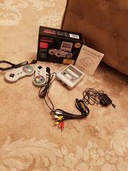 SNES-Mini mit 620 Spielen