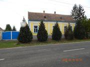 Ehemaligen Harrenhaus West Ungarn