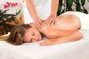 Mobile Massage für die DAMEN