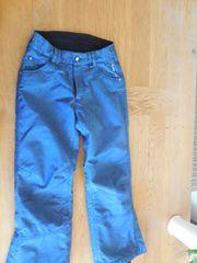 Skihose Gr 140 IcePeak Jeansoptik
