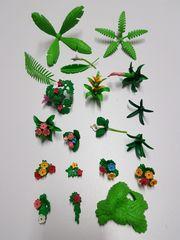 Playmobil Pflanzen