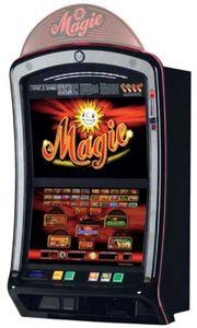 Automatenaufsteller Spielautomaten Dart Kicker Pizzeria