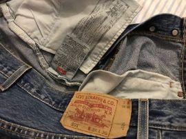 Jean Levis 501 neu mit: Kleinanzeigen aus München Trudering - Rubrik Herrenbekleidung