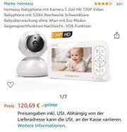 Homeasy Babyphone mit Kamera 5