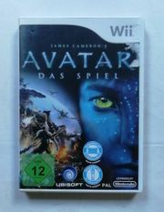 Wii Spiel Avatar