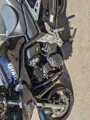 Yahama FZS 1000 Motorrad