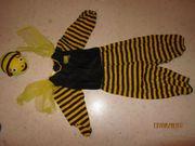 Kinderkostüm Biene Gr 128