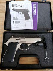 Walther PP Chrome NEU im