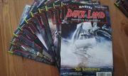 Dark Land Groschenroman Zeitschriften