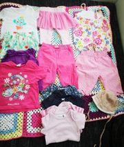 Kleiderpaket Sommer Größe 62