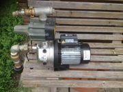 Hauswasserwerk Espa und DAB Presscontrol