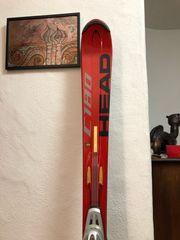 Head Ski 156 cm mit