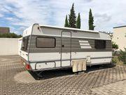 Wohnwagen Hymer Eriba Nova 530