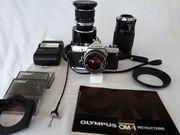 Kamera Olympus OM 1