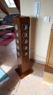 Lautsprecher Säulenbox