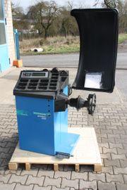 PKW- Radauswuchtmaschine Hofmann geodyna 4300