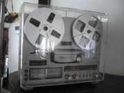 Tonbandmaschine TEAC X300R überholt