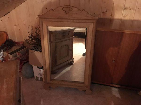 Eichen Spiegel rustikal 106 x