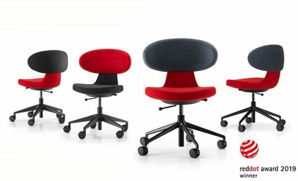 Multifunktionaler Drehstuhl Stuhl - Simplex 3D