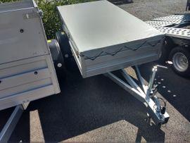 Bild 4 - Aluminium Anhänger ungebremst - Koblach