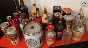 Deko Flaschen Bar Deko