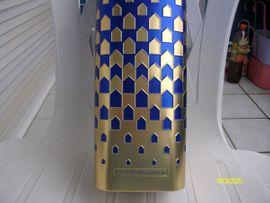 Bild 4 - Blechdose Blau mit Gold - Stuttgart Neugereut