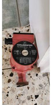 Grundfos UPS 25-60 Heizungspumpe