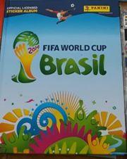 Panini Heft WM 2014