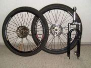 Verkaufe 1 Paar Laufräder 26