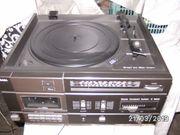 Alte Stereoanlage der Firma SABA